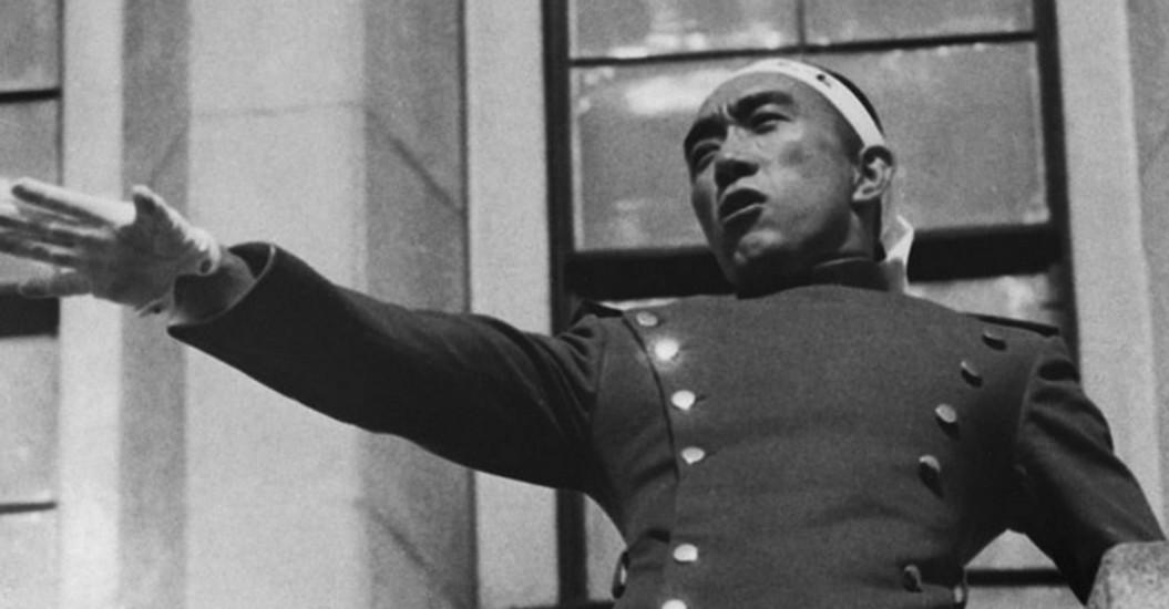 Yukio Mishima, la pluma y la espada – Revista Heterodoxia